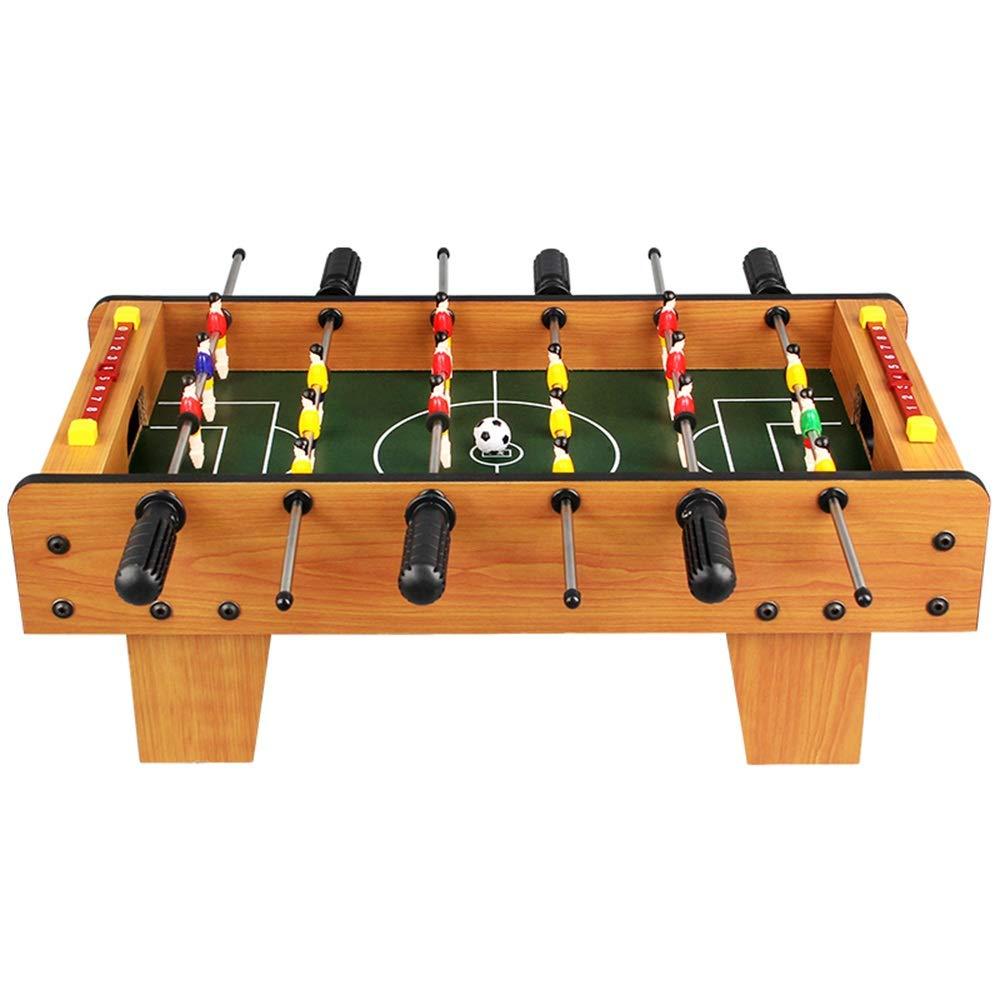 Fanuosu Juego de Mesas de Piscina Cubierta de futbolín de Mesa Mesa de fútbol for niños y Adultos Tabla Juego De Mesa (Color : Color, tamaño : 50x45x18cm): Amazon.es: Hogar