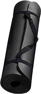 15 mm yogamatta halkfri sportmatta halkfri matta för viktminskning A