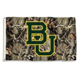NCAA 3' X 5' Grommets with Realtree Camo Background -