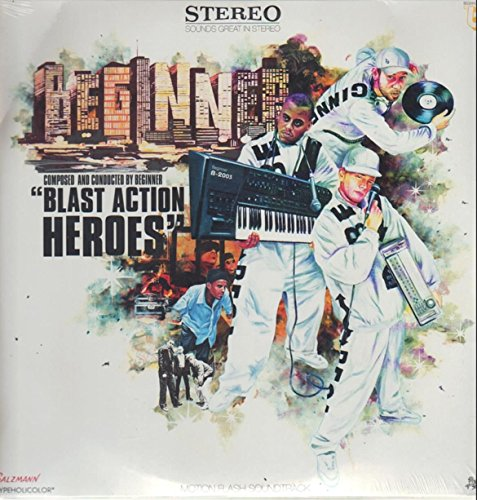 Blast Action Heroes [Vinyl LP]