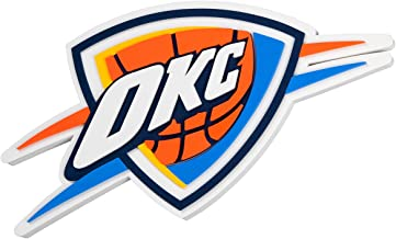 (Oklahoma City Thunder) - NBA 3D Foam Wall Sign