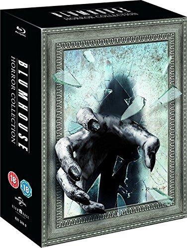 Blumhouse Horror Collection [Split - Get Out - Ouija - Ouija: Origin Of Evil - The Visit - The Boy Next Door - Unfriended] [Blu-ray]