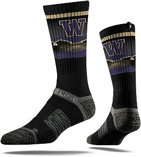Rutgers University Knights Socks | Rutgers University | Strideline White