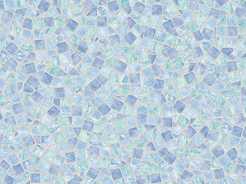 Alkor 346-0116 plastica Vinile Adesivo di Piastrelle di Effetto Pellicola Catalunya: 45 cm x 2 m 380-0088