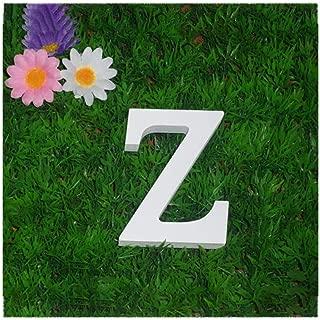 Hlake 新しい の創造的な白い手紙の花嫁の結婚披露宴クリスマス休暇の家の装飾の小道具 (Color : Z)