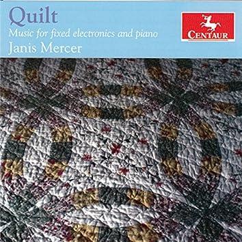 Janis Mercer: Quilt