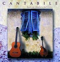 Cantabile: Duets for Mandolin and Guitar by Butch Baldassari & John Mock (1998-12-01)