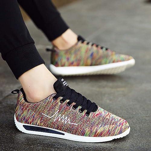 CTLNZ Running Chaussures Chaussures De Printemps pour Hommes, Chaussures Polyvalentes, Chaussures De Course à Pied