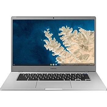 """Samsung Chromebook 4 + Chrome OS 15.6"""" Full HD Intel Celeron Processor N4000 6GB RAM 64GB eMMC Gigabit wi-FI-XE350XBA-K03US"""