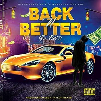 Back N Better