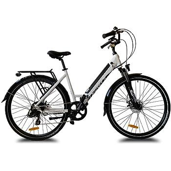 URBANBIKER Bicicleta Eléctrica Sidney, 250 W, 36V 14Ah (504Wh), 28 ...