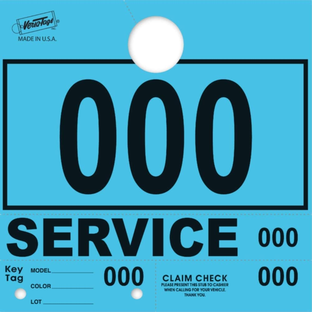 Max 62% OFF Service Dispatch specialty shop Numbers RL78 Style Tags Hang Numbered Mirror B