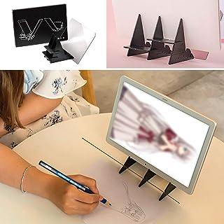 nullie トレース台 漫画家セット スケッチ お絵かきセット スマホやタブレットで画力アップ