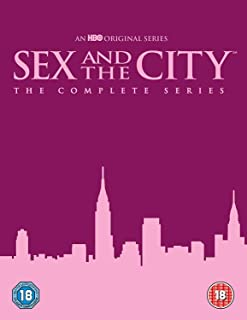 Sex And The City The Complete Series [Edizione: Regno Unito] [Italia] [DVD]