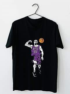 Jason Williams White Chocolate Basketball 43 Cotton short sleeve T shirt, Hoodie for Men Women Unisex