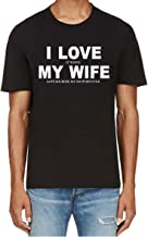 Men's I Love It When My Wife Lets Me Ride My Motorcycle T-Shirt