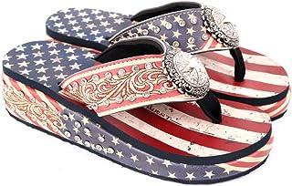 Montana West womens Sandal