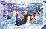Ravensburger- Frozen sotto Le Stelle Puzzle per Bambini, Multicolore, 15 Pezzi, 06127 3...