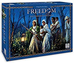 Academy Games 5400AYG Freedom The Underground Railroad 2018, Not Applicable