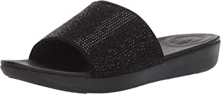 Women's Sola Crystalled Slide Sandal
