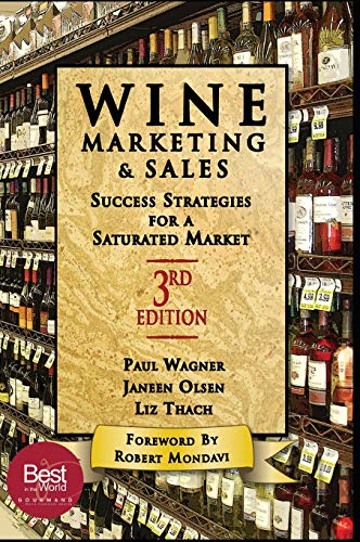 Wine Marketing and Sales,Third Edition