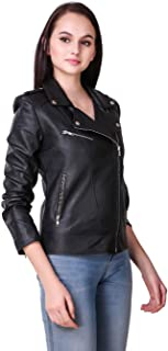 Leather Retail® Faux Leather Jacket for Roadies For Women