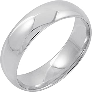 Best 6mm comfort fit wedding band Reviews