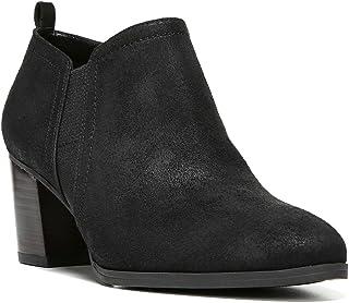 Franco Sarto Womens Barrett Almond Toe Chelsea Boots