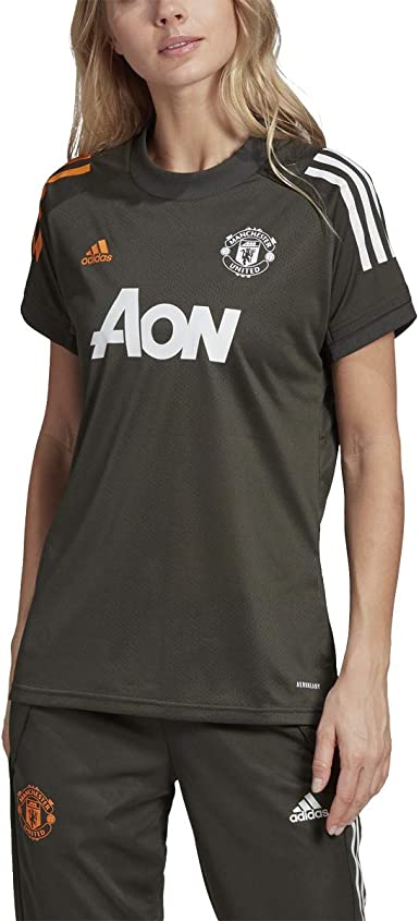 adidas Women's Manchester United Training Jersey