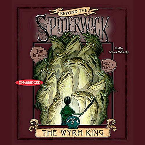 The Wyrm King cover art