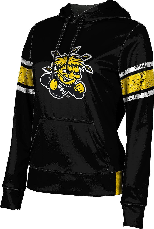 ProSphere Wichita State University Girls' Pullover Hoodie, School Spirit Sweatshirt (End Zone)