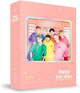 Bangtan Boys BTS 4th Muster Happy Ever After DVD 3Discs+Photobook+Postcard+Photocard+Store Gift 10 Extra Photocards