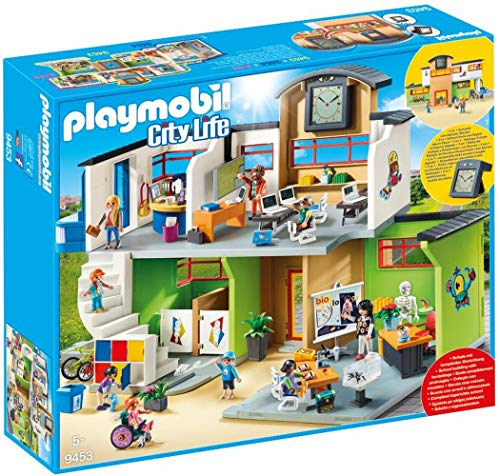 PLAYMOBIL City Life Colegio 4 10 años