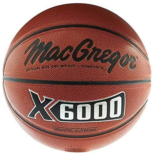 MacGregor X6000 Junior Basketball (EA)