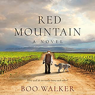 Red Mountain audiobook cover art
