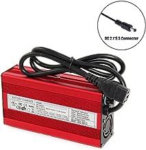 42V 4A Lithium Battery Charger 36V 4A Aluminum case Charger for 10S 36V Lipo/LiMn2O4/LiCoO2 Battery Charging Smart Charger …