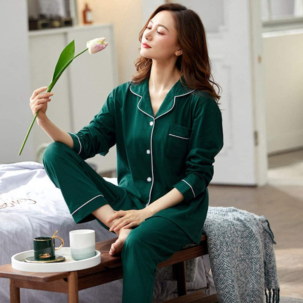 SDCVRE Winter Nightgown Low Max 74% OFF price Pajamas 100% Fu Cotton for Women