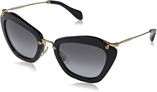 f39aa554ee Amazon.com  Miu Miu - Sunglasses  Clothing