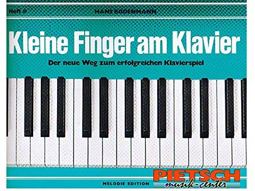 Kleine Finger am Klavier, H.8
