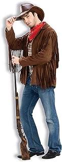 Forum Novelties Men's Buffalo Bill Fringed Large Costume Jacket