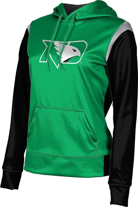 University of North Dakota Girls' Pullover Hoodie, School Spirit Sweatshirt (Tailgate)