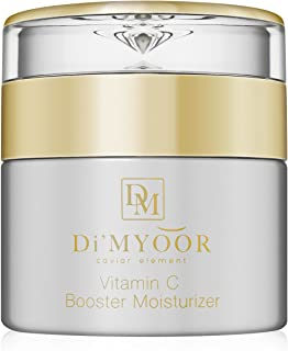 Di'myoor Multi Vitamin (A,C,E), 7 in 1 Moisturizing Cream for Face and Neck, BEST ORGANIC Anti-Aging Nourishing cream, DMAE, lightweight with Caviar Extract, Green Tea, Aloe Vera 50ml/1.7fl.oz