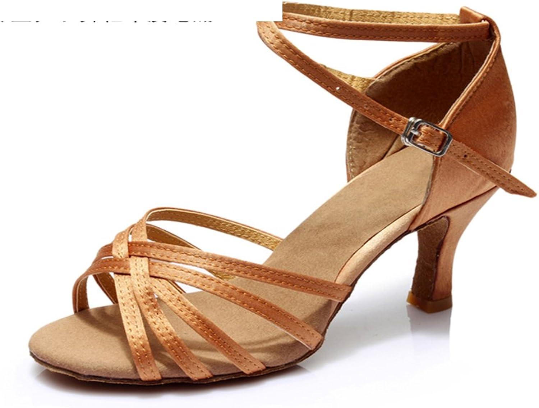 Ladies Latin dance shoes Soft sole dancing shoes  Woman square dance shoes
