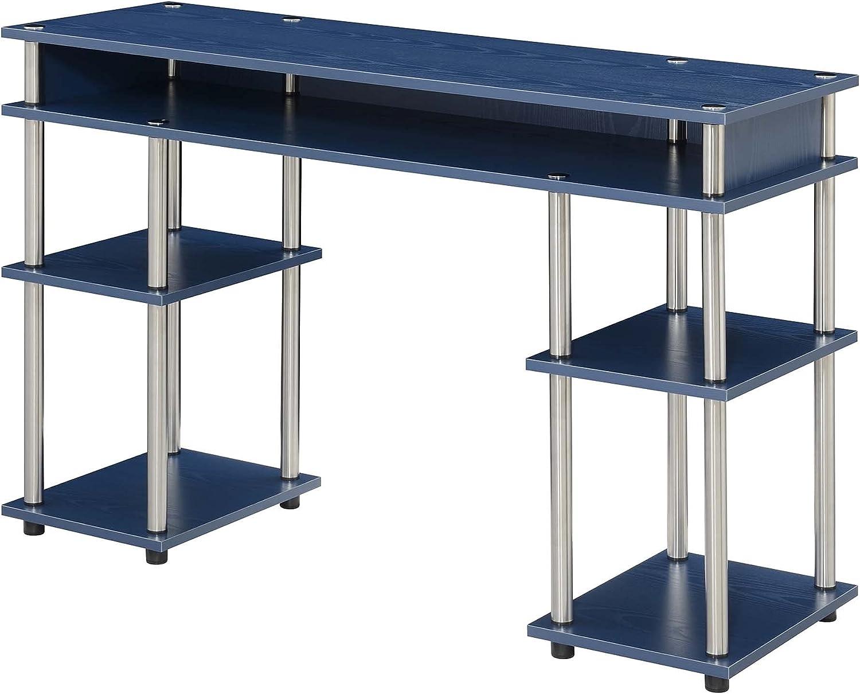 Ergode Designs2Go No Tools Desk with Excellence Shelves Student Award-winning store