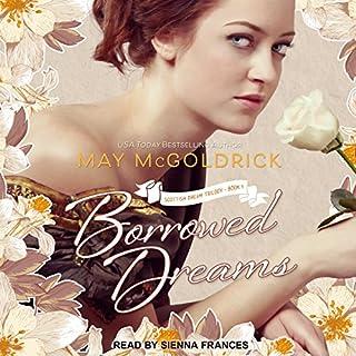 Borrowed Dreams audiobook cover art