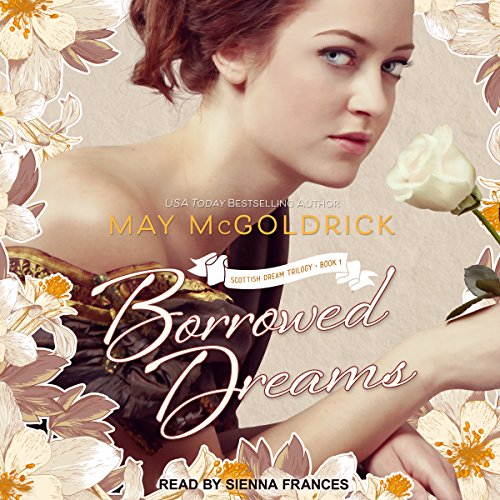 Borrowed Dreams audiobook cover art
