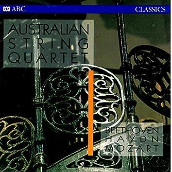 String Quartets: Beethoven – Haydn – Mozart