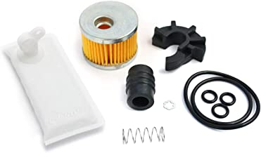 HFP-K41 Fuel Pump Filter + O Ring Replacement Kit for KTM 990/1190/RC8 EFI (2005-2013) Replaces 61007088100, 61007088200