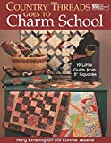Country Threads Goes to Charm School: 19 Little Quilts from 5' Squares