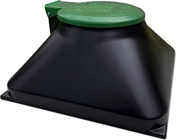 Doggie Dooley In-Ground Dog Waste Disposal System - Buried Composer System For Dog Poo
